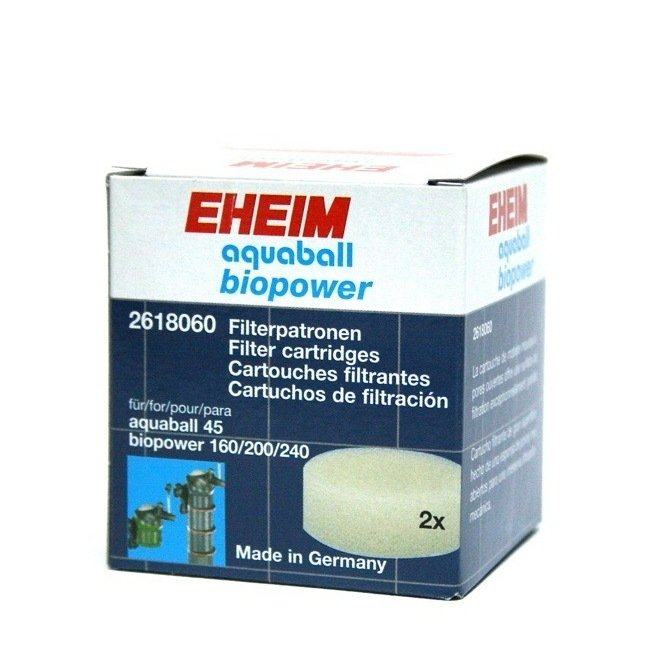 Eheim 2618060 : Mousse blanche