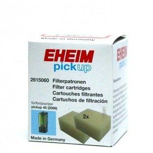 Eheim 2615060 : Cartouches filtrantes