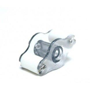 Pompe péristaltique SP Aqua Medic : Croix rotative avec rouleaux