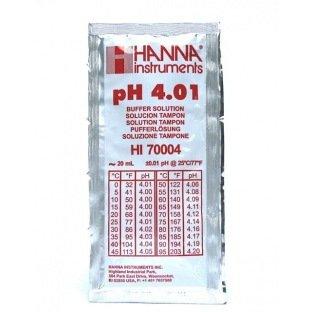 HANNA Solution d'étalonnage pH4