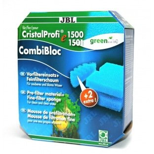 JBL CristalProfi e1501-1901 : Combibloc