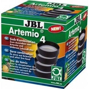 JBL Artemio 4 : jeu de tamis pour artemias
