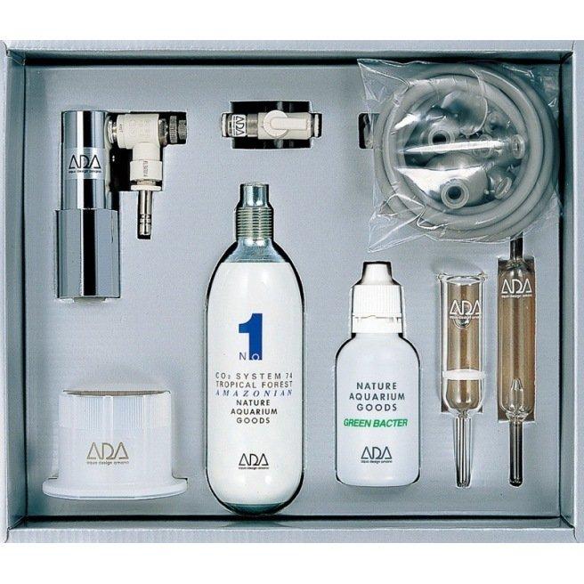 ADA Advanced System CO2 white