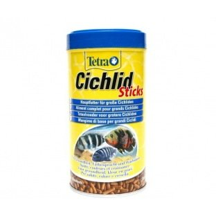 Nourriture pour cichlid s pas ch re et de qualit for Tetra cichlid sticks
