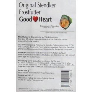 Nourriture surgelée Stendker pour Discus