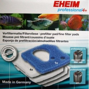 Eheim 2617710 Pro4 : kit ouate et préfiltre