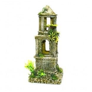 Décors Aqua Della 105399 Mausoleum 14x13x30cm