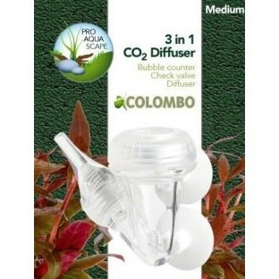 Colombo Diffuseur 3 en 1 CO2 Medium
