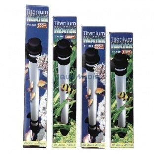 Aqua Medic Titanium Heater – Chauffage pour aquarium d'eau douce et d'eau de mer