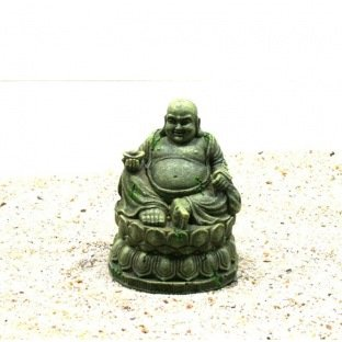 Décoration Bouddha Aqua Della M 10x10x12cm