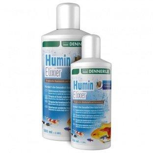 Dennerle Humin Elixier - Contionneur d'eau tropicale