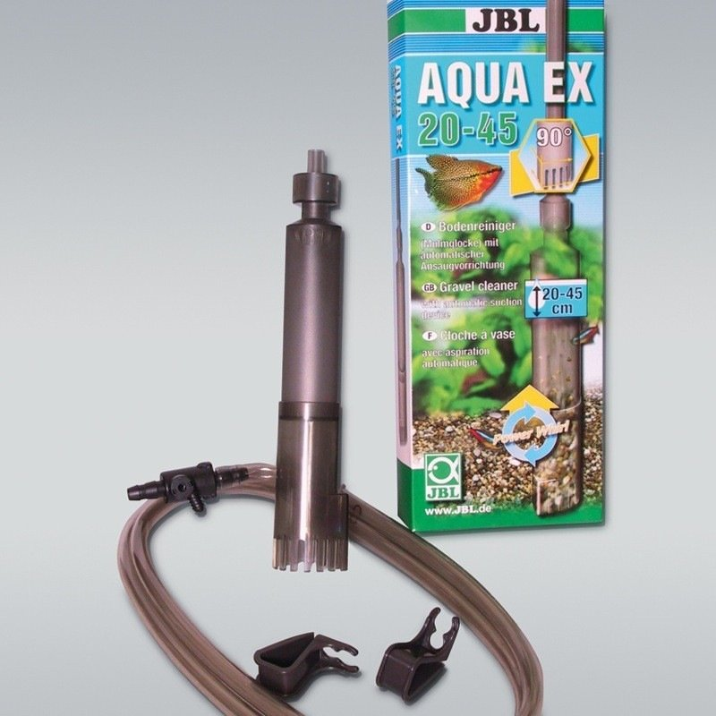 Jbl aquaex aspirateur de fond for Aspirateur fond aquarium