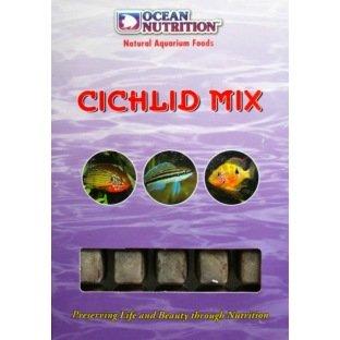 Cichlid Mix : nourriture surgelée pour poisson d'eau douce