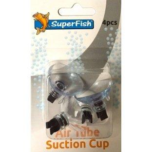 Superfish Ventouses 4-6mm pour tuyau à air