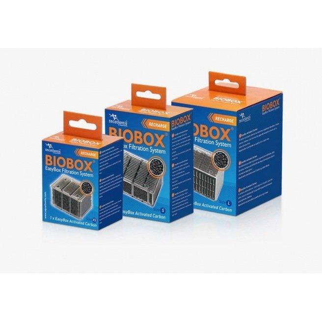Aquatlantis Easybox Activated Carbon - Charbon Actif en granulés pour filtre Biobox