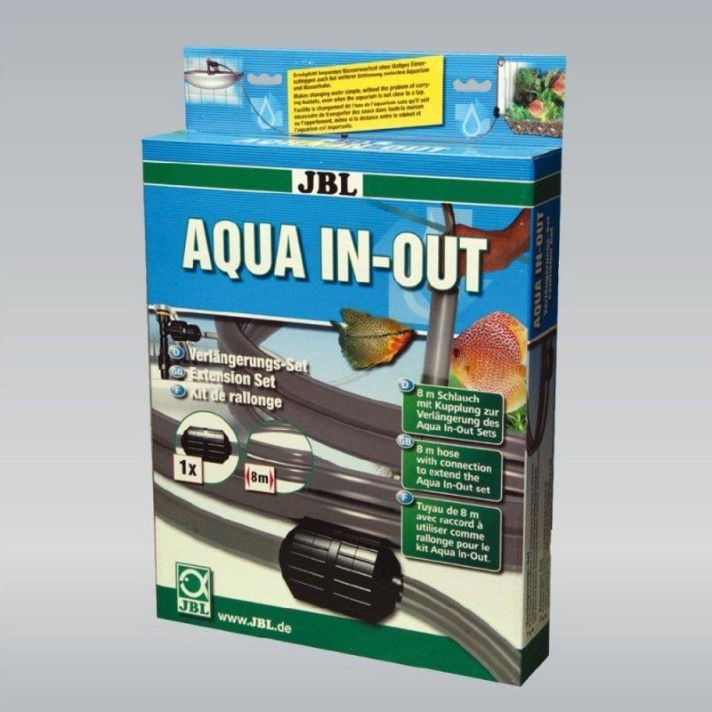 vidange et remplissage automatique pour aquarium jbl aqua in out set complet et extension. Black Bedroom Furniture Sets. Home Design Ideas