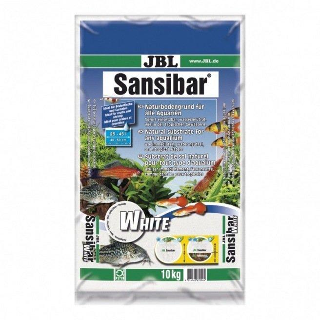 JBL Sansibar White - Sable blanc à faible granulométrie