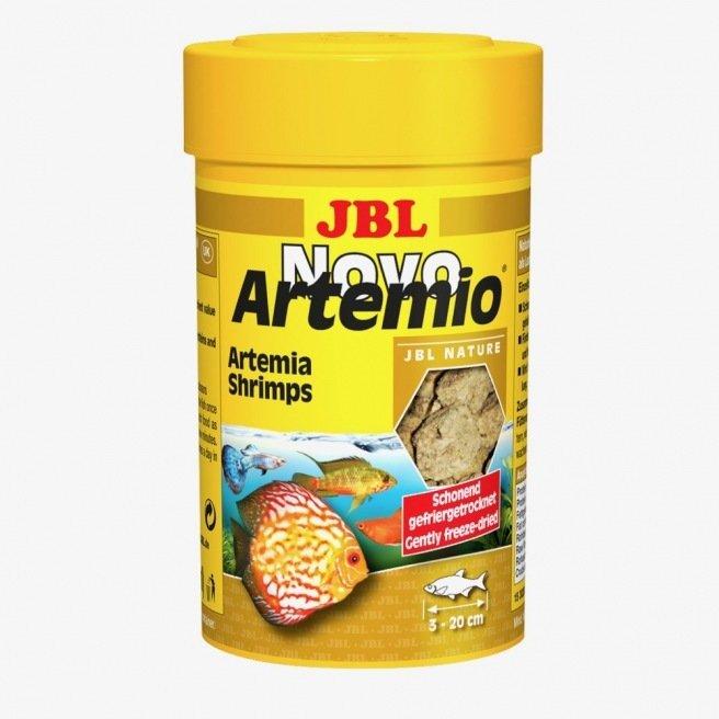 JBL Novo Artemio - Nourriture pour poissons