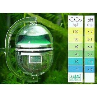 Dennerle Test CO2 longue durée + pH