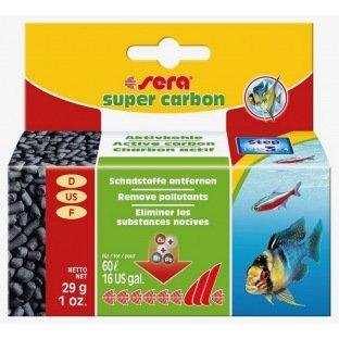Sera Fil 60-120 : Supercarbon 29gr