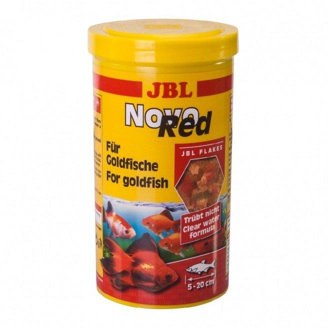 Alimentation poisson d 39 eau froide jbl novo red for Poisson pour eau froide