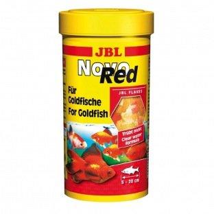 JBL NovoRed - alimentation poisson d'eau froide
