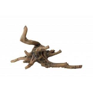 Racine artificielle pour aquarium Aqua Della 421673 Driftwood 37x13x10cm
