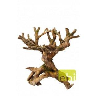 Décoration bonsaï brun pour aquarium 22x19x20cm ref 423523