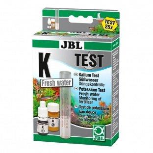 Test en gouttes & recharge potassium - JBL Kalium