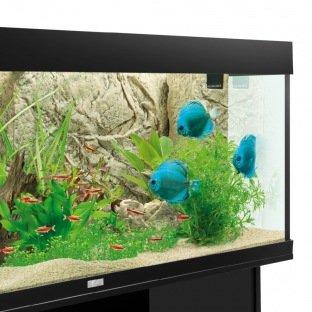 Décor 3D - Juwel Cliff Light - Plaque de fond, couvre filtre et terrasse