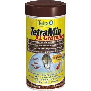 Granulés Tetra Min XL pour grands poissons tropicaux