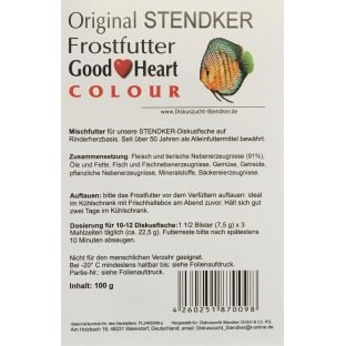 Stendker Discus Food 100gr COLOR