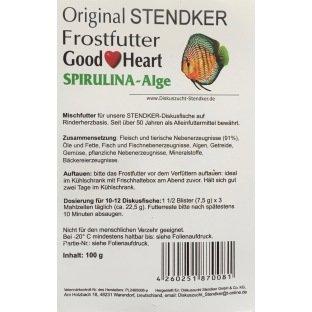 Stendker Discus Food 100gr SPIRULINA