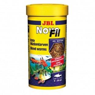 JBL NovoFil - Complément alimentaire naturel pour poissons d'eau douce cranivores