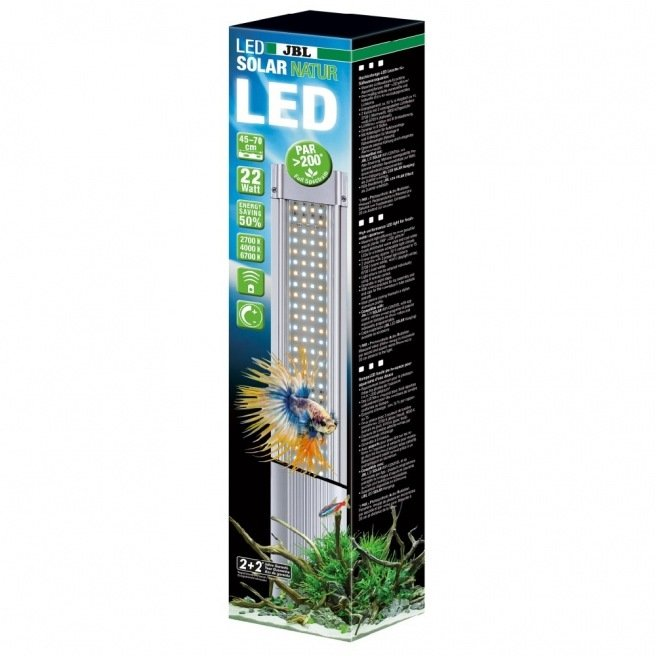 Eclairage Led JBL Solar Natur