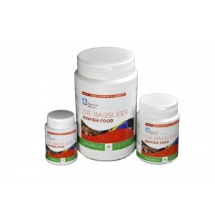 Bassleer Biofish Food Chlorella - Nourriture de haute qualité enrichie à l'algue d'eau douce Chlorella pyrenoidosa