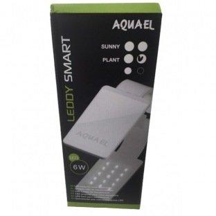 Aquael Leddy Smart 2 - Eclairage Led économique pour nano aquarium de 10 à 50 litres