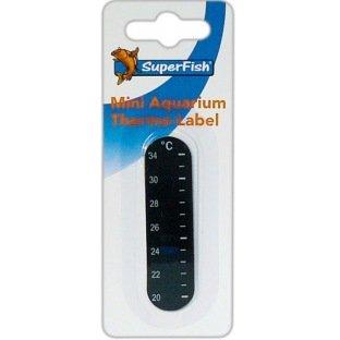 Superfish Thermomètre digital à coller