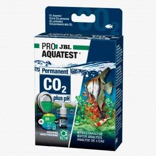 Test en gouttes & recharge pour le CO2 permanent - JBL CO2 test