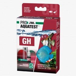 Test en gouttes & recharge pour la dureté totale - JBL gH test