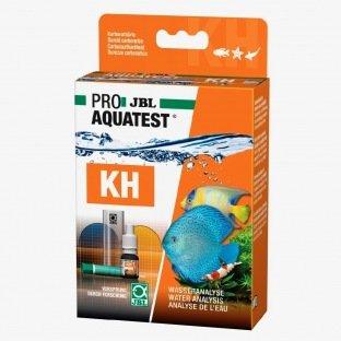 Test en gouttes & recharge pour la dureté carbonatée - JBL kH test