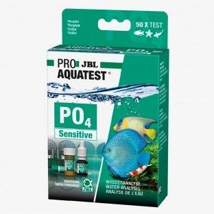 Test en gouttes & recharge pour les phosphates - JBL PO4 test