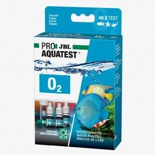Test en gouttes & recharge pour l'oxygène - JBL O2 test