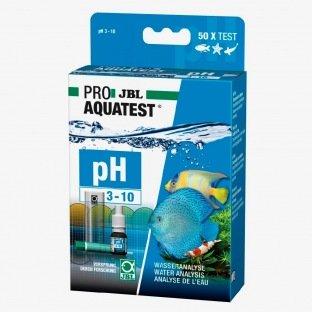 Test en gouttes pour le pH entre 3 et 10 - JBL pH test 3-10