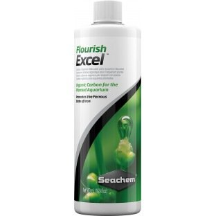 Seachem Flourish Excel : engrais et solution contre les algues