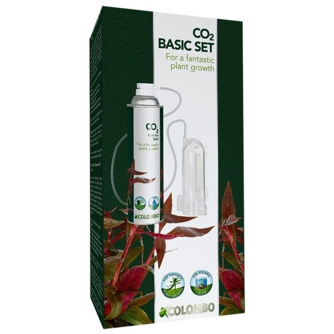 Colombo CO2 kit basic & pièces