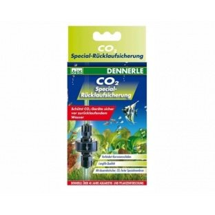 Dennerle anti retour CO2