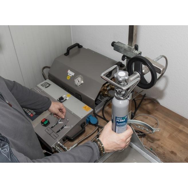 Faites remplir vos bouteilles de CO2 sans délai chez Aqua Service