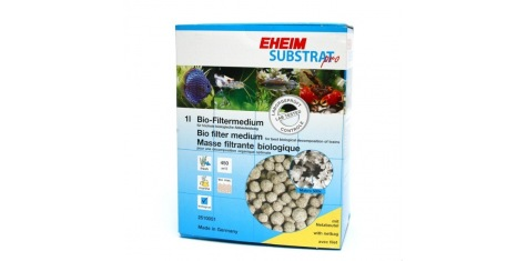 Masses filtrantes pour aquarium